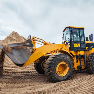 Loader, Dozer & Earth Mover Tires