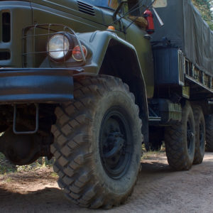 Military Service Tires